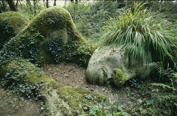 The Lost Gardens of Heligan, St. Austell, Cornwall