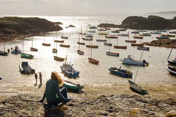 Best for a romantic walk: Trearddur Bay, Anglesey