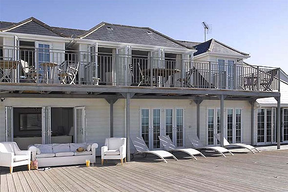 New England Beach House, West Sussex
