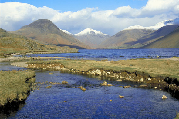 Can you name the deepest lake in England located in the magnificent Lake District?