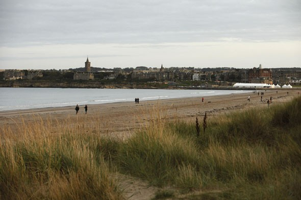 Play a round of golf at St Andrews, Fife