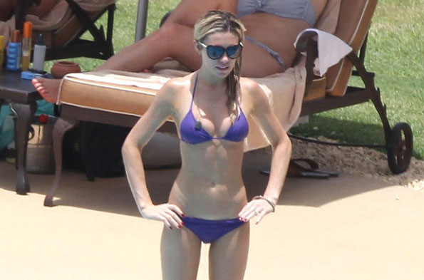 Abbey Crouch in Dubai
