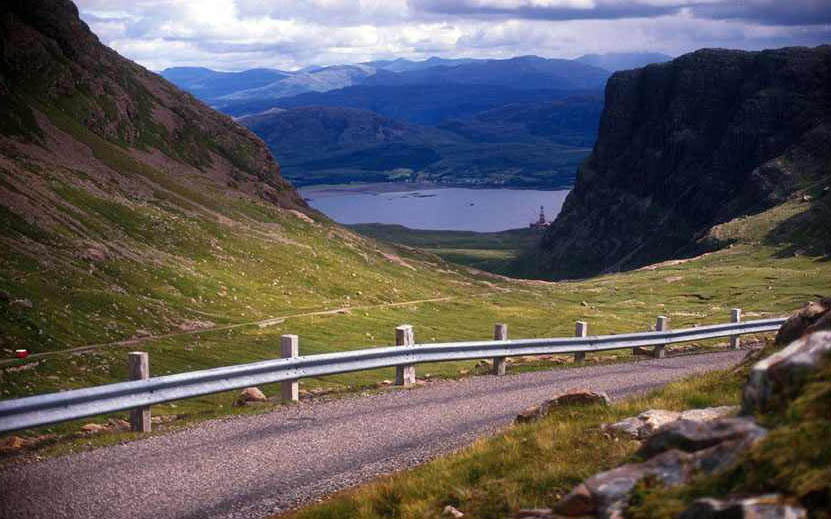 The Pass of the Cattle (to Applecross)