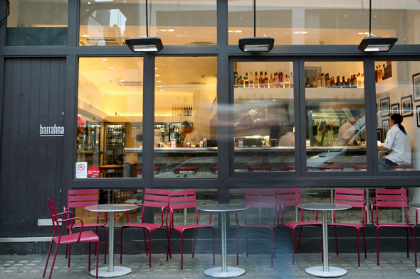 Revealed! The ten best restaurants in London