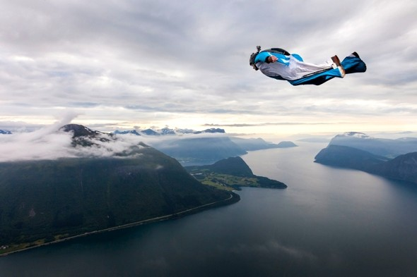 Never mind the egg and spoon... World Base Race is top for adrenaline junkies