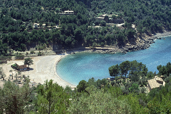 Take three...secret beaches in Mallorca