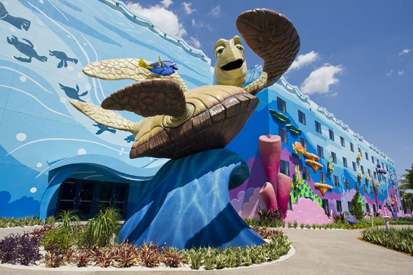 Disney's Art of Animation Resort, Orlando