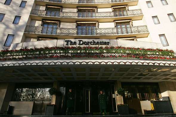 7. Alain Ducasse at the Dorchester