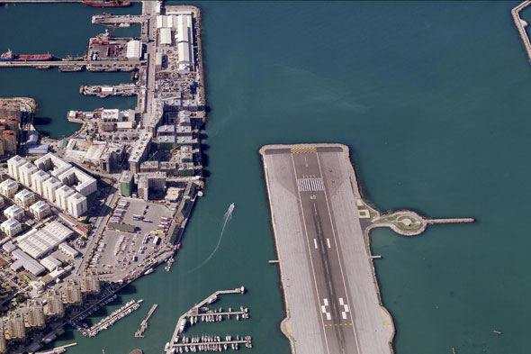 Gibraltar Airport