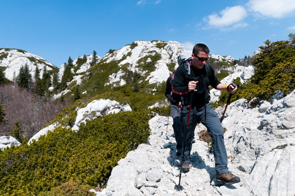Take a hike in the North Velebit National Park