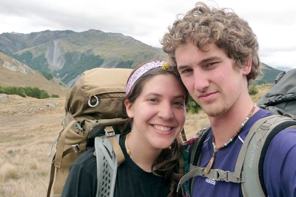 Two US students survive nine days stranded in New Zealand bush