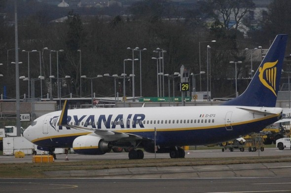 Ryanair's fees 'discriminate' against British travellers