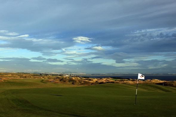 Play a round at St Andrews Golf Course