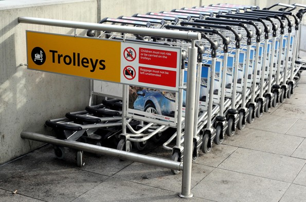 Trolley tightness