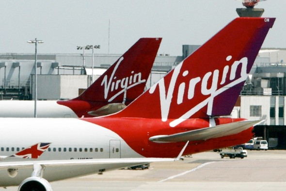 Virgin Atlantic admits stars' flight details were leaked to paparazzi