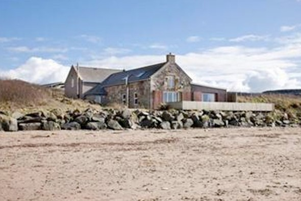 Got £395k? Carol Smilie's holiday beach house up for sale