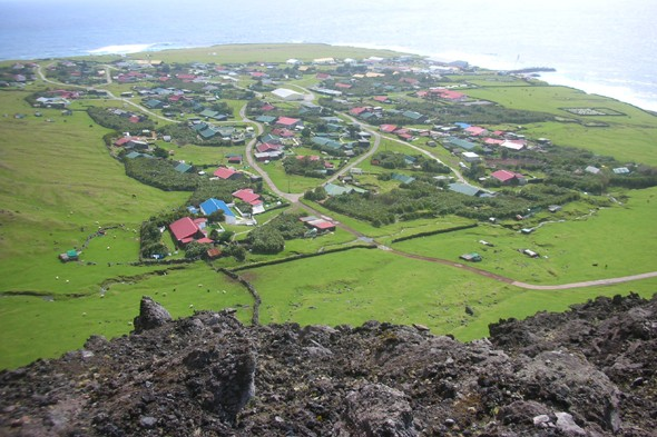 Tristan de Cunha, South Atlantic Ocean