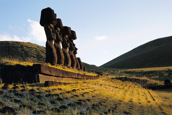 Easter Island, South Pacific Ocean