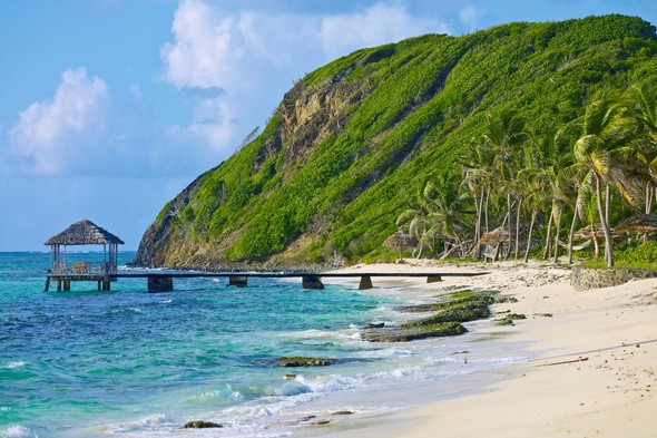 Petit St Vincent, Grenadines