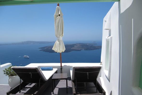 Dreams Luxury Suites, Imerovigli, Greece