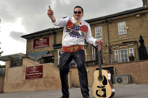 Elvis impersonator and hotel manager leaves 50 brides in the lurch