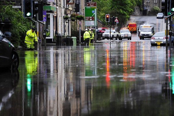 150 flood alerts across Britain with more rain to come