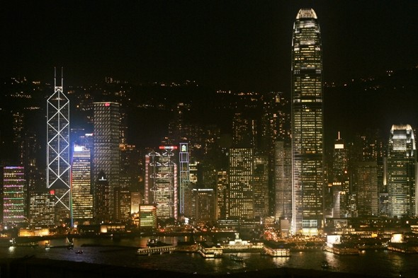 Hong Kong voted world's best city in EIU index