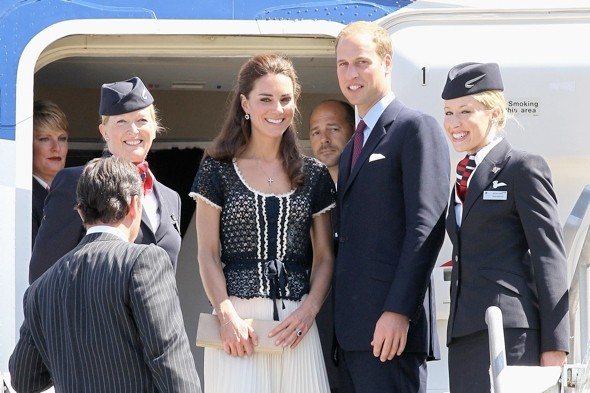 Royal travel costs revealed: Duke and Duchess spent 52k on one flight
