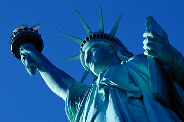 Woman says Statue of Liberty is the 'love of her life'
