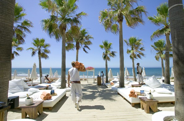 Nikki Beach, Marbella
