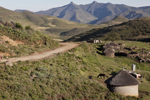 Woman killed on African holiday in horse trek tragedy, lesotho, horse riding accident