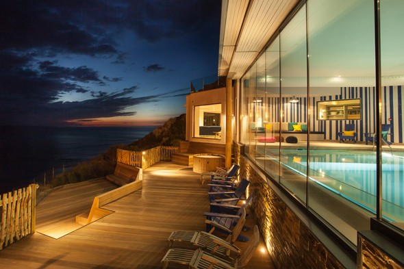 Hotel review: Watergate Bay Hotel, Cornwall