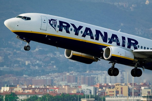 Ryanair's latest move? To fly with no broken toilets