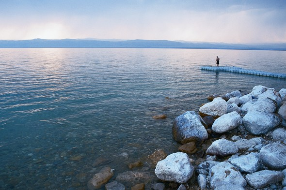 Dead Sea, Jordan