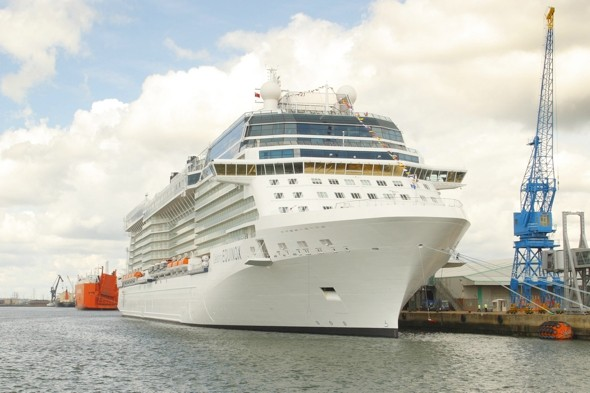 Crew member arrested after British girl raped on Mediterranean cruise