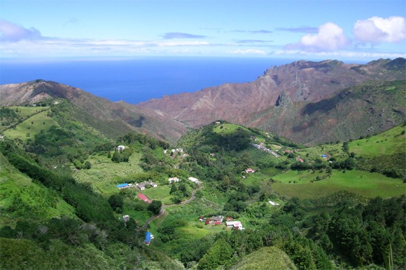 Saint Helena, South Atlantic Ocean