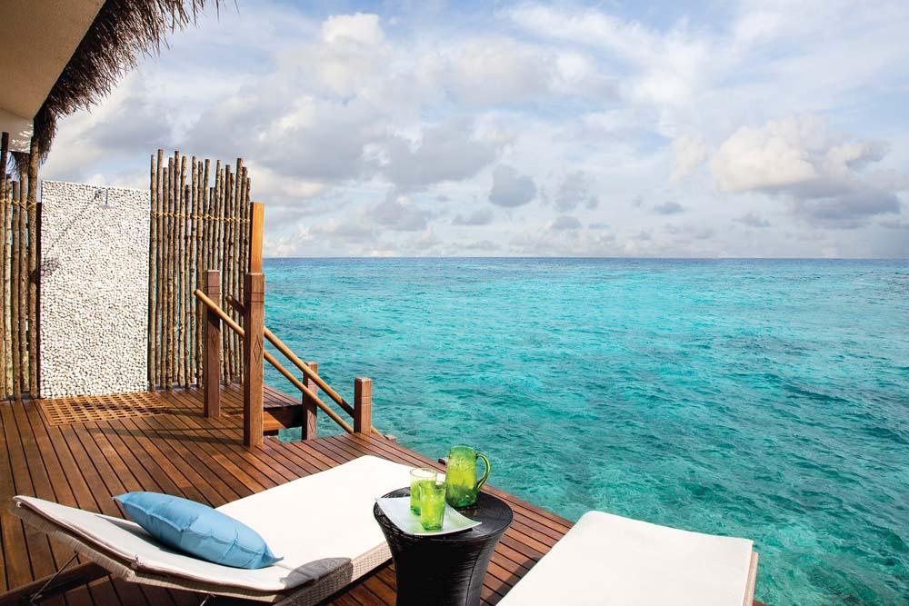 Vivanta by Taj, Coral Reef, Maldives