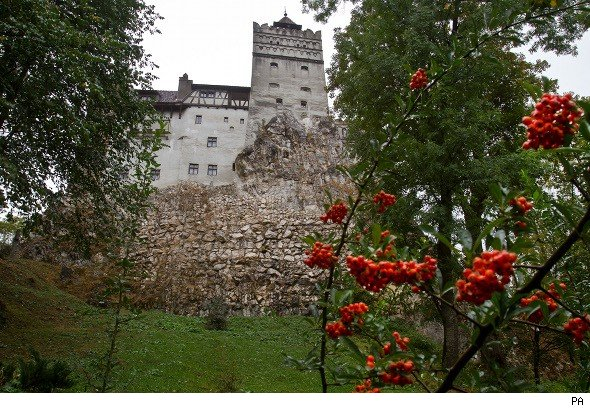 Go vampire hunting in Transylvania
