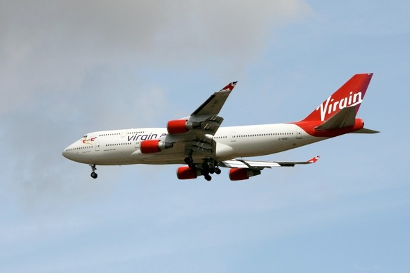 Fifty Shades of Grey to get Virgin passengers' pulses racing
