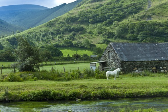 Find your own hideaway in the Brecon Beacons