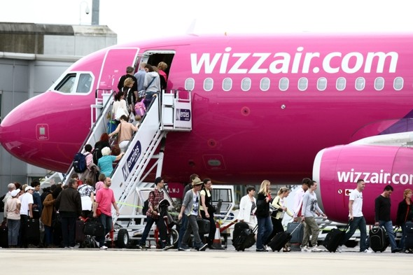 Really? Budget airline to charge passengers for hand luggage