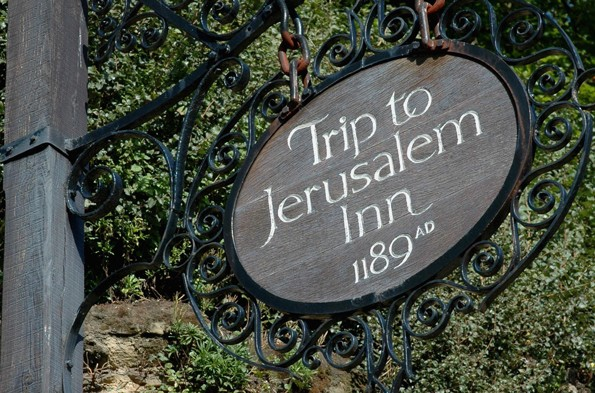Trip to Jerusalem Inn, Nottingham