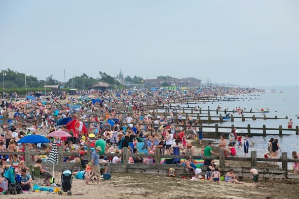 Is summer over? Bank Holiday set to be a 'washout'
