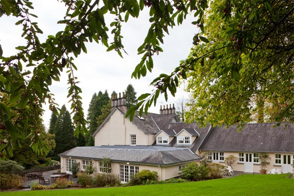Stay at a country house hotel