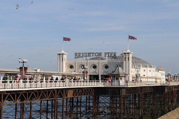 Palace Pier, Brighton