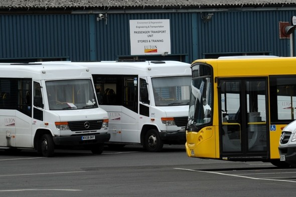 Bus driver leaves Alzheimer's sufferer in minibus at depot overnight