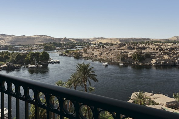 Sofitel Old Cataract Aswan, Egypt