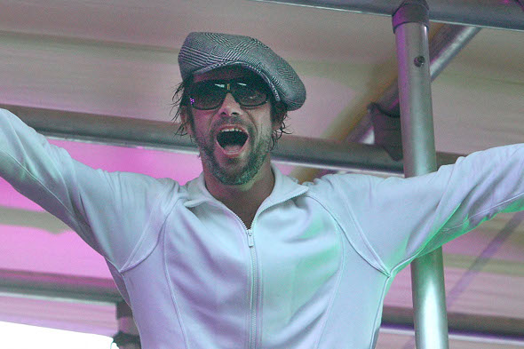 Jay Kay's Ibiza villa is raided