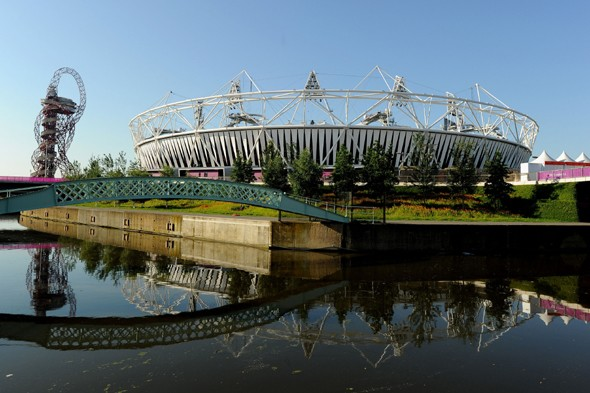 More sunshine for Britain with 27C heat before Olympics closing ceremony