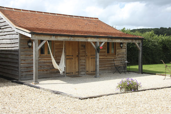 A converted stable in Dorset